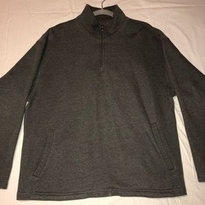 Other - Men's Quarter-zip Sweater